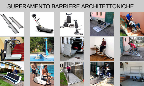 superamento barriere architettoniche
